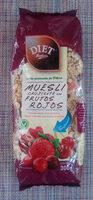 muesli crujiente frutos rojos - Producto - fr