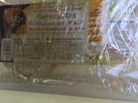 Panecillos Rústicos de Maiz - Producto