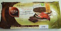 Tortitas de arroz con chocolate con leche - Producte - ca