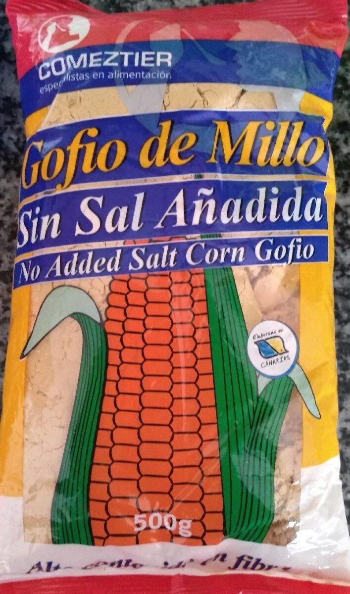 Gofio de millo - Producto - es