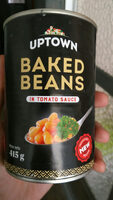 Baked beans - Producte