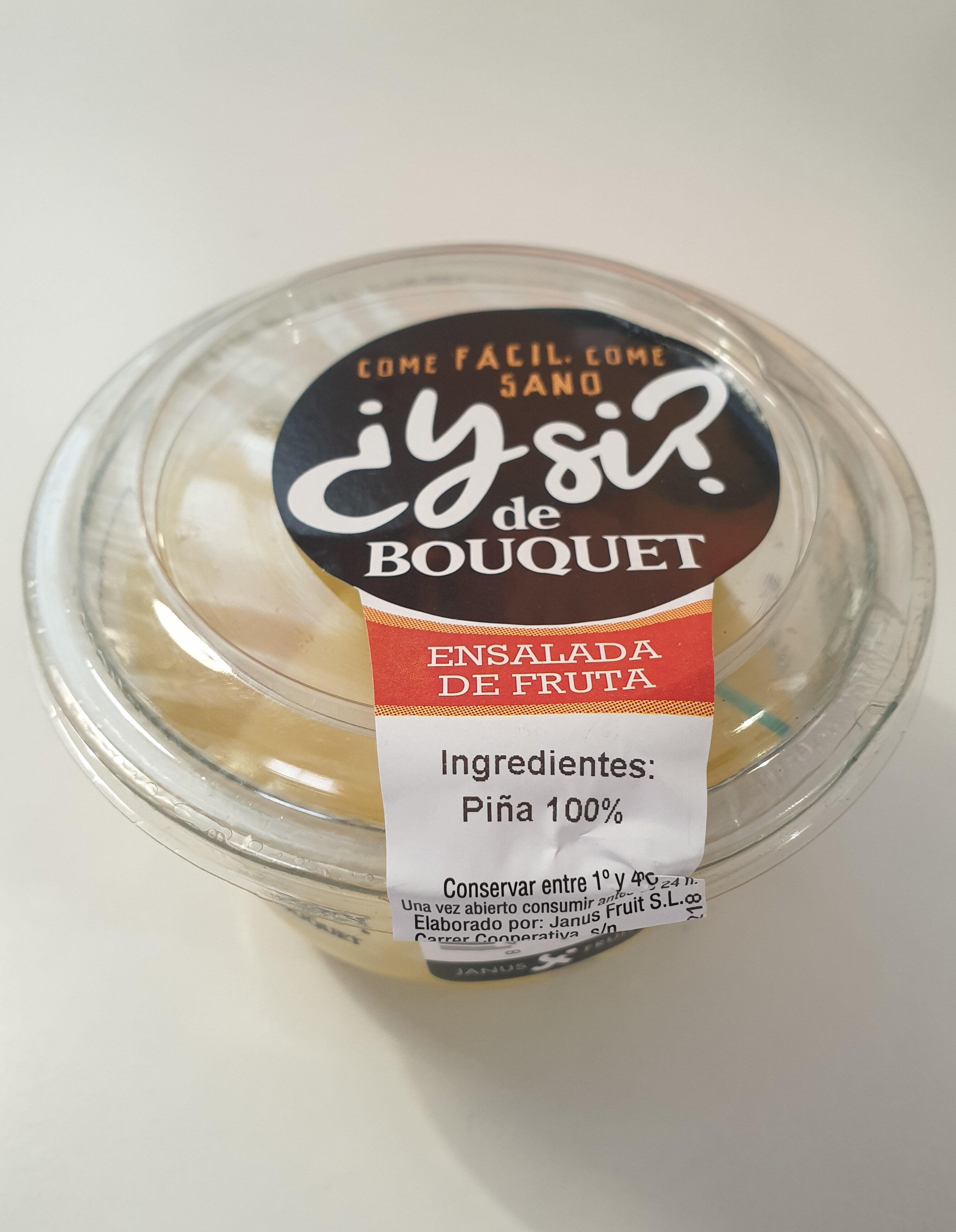 Ensalada de fruta - Product - es