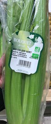 Celeri vert bio sachet 350g Espagne - Produit - fr
