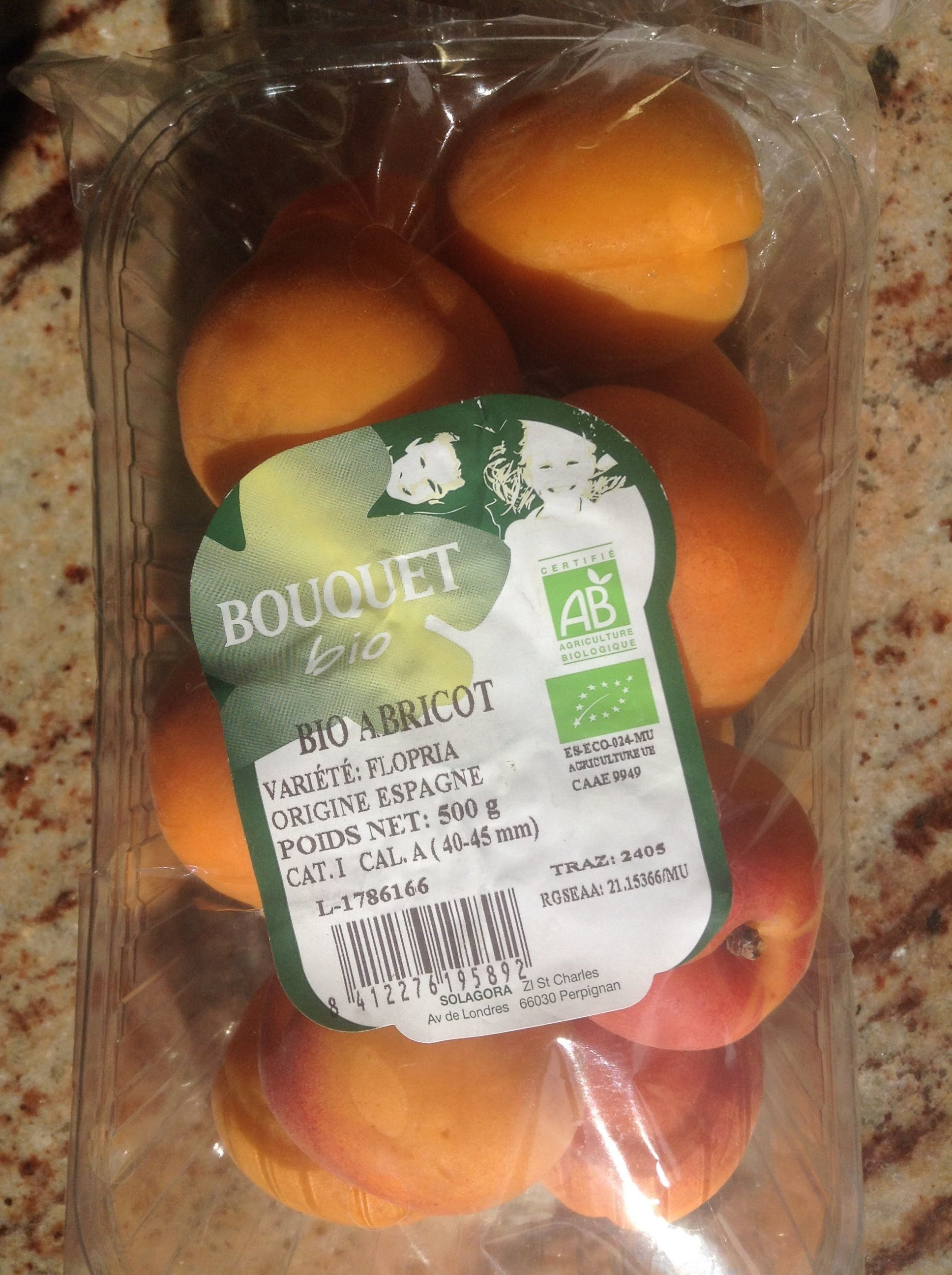 Abricot - Product