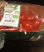 Tomates cerise olivette bio - Informations nutritionnelles - fr