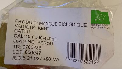 Mague - Ingredients - fr