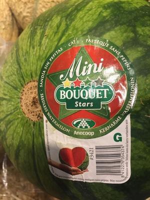 Past que sans p pin mini bouquet stars une unit - Graine de pasteque sans pepin ...