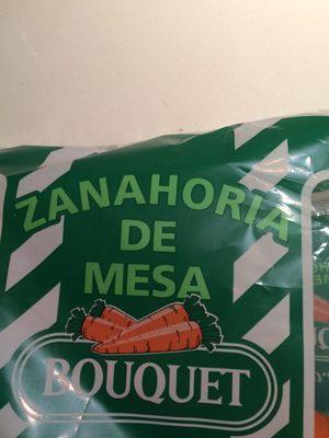 Fruteria Zanahoria . - Ingredientes