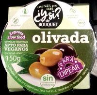 Olivada - Producte
