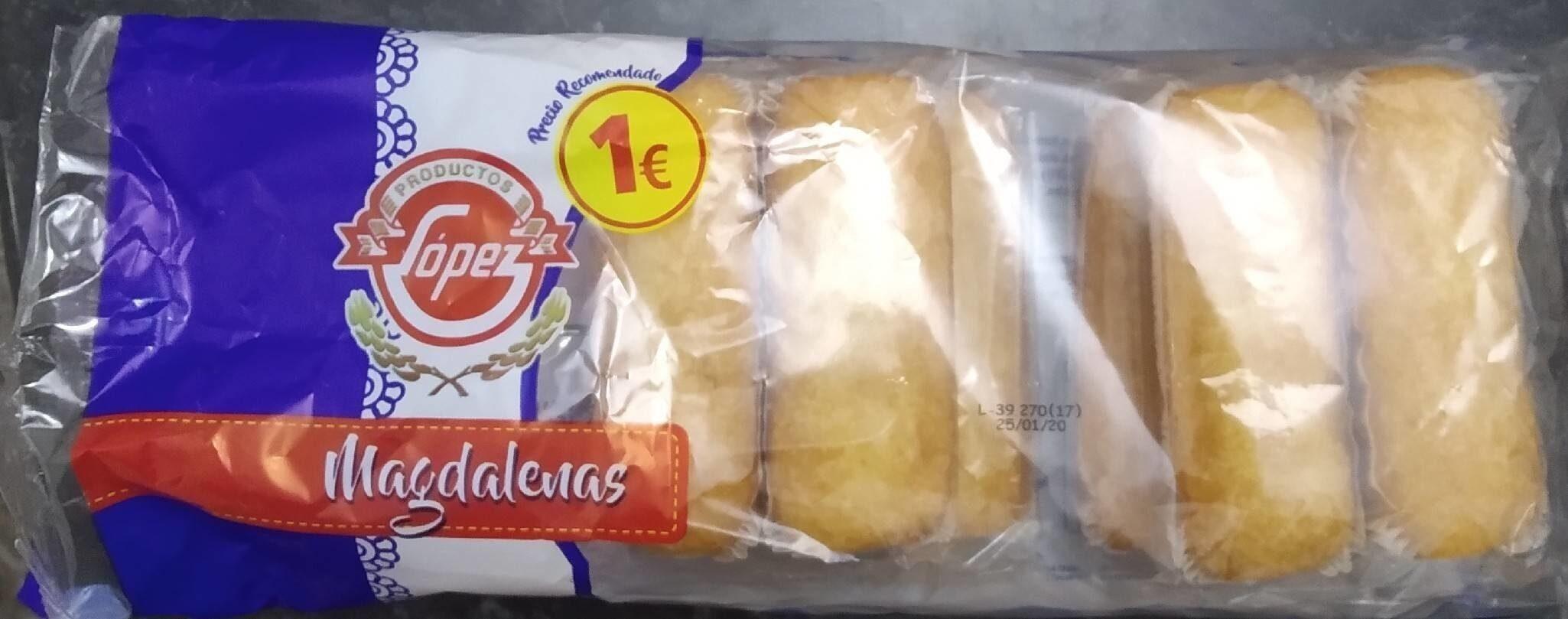 Magdalenas - Producto