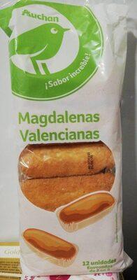 Magdalenas valencianas - Product