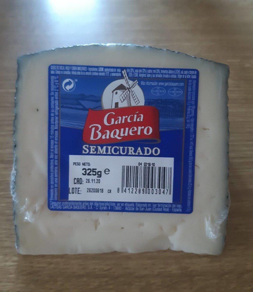 García Baquero SEMICURADO - Producte - es