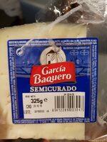 García Baquero SEMICURADO - Ingrédients - es