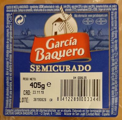 Fromage semicurado - Producto - es