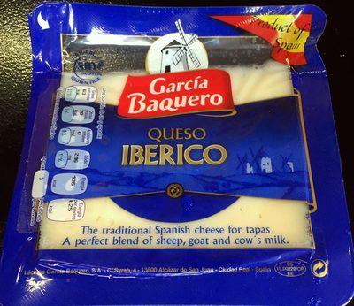 García Baquero Queso Iberico - Produit - es