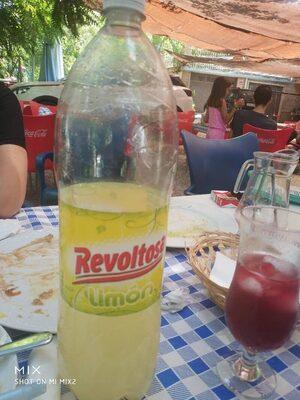Revoltosa limón - Producto - es