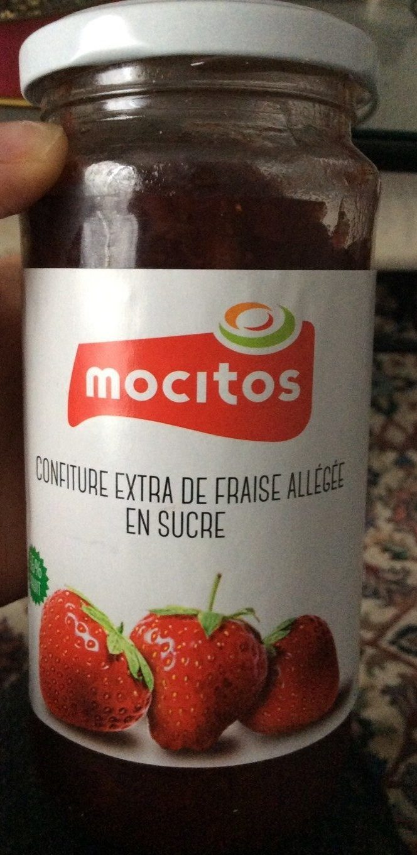 Confiture de fraise - Produit - fr
