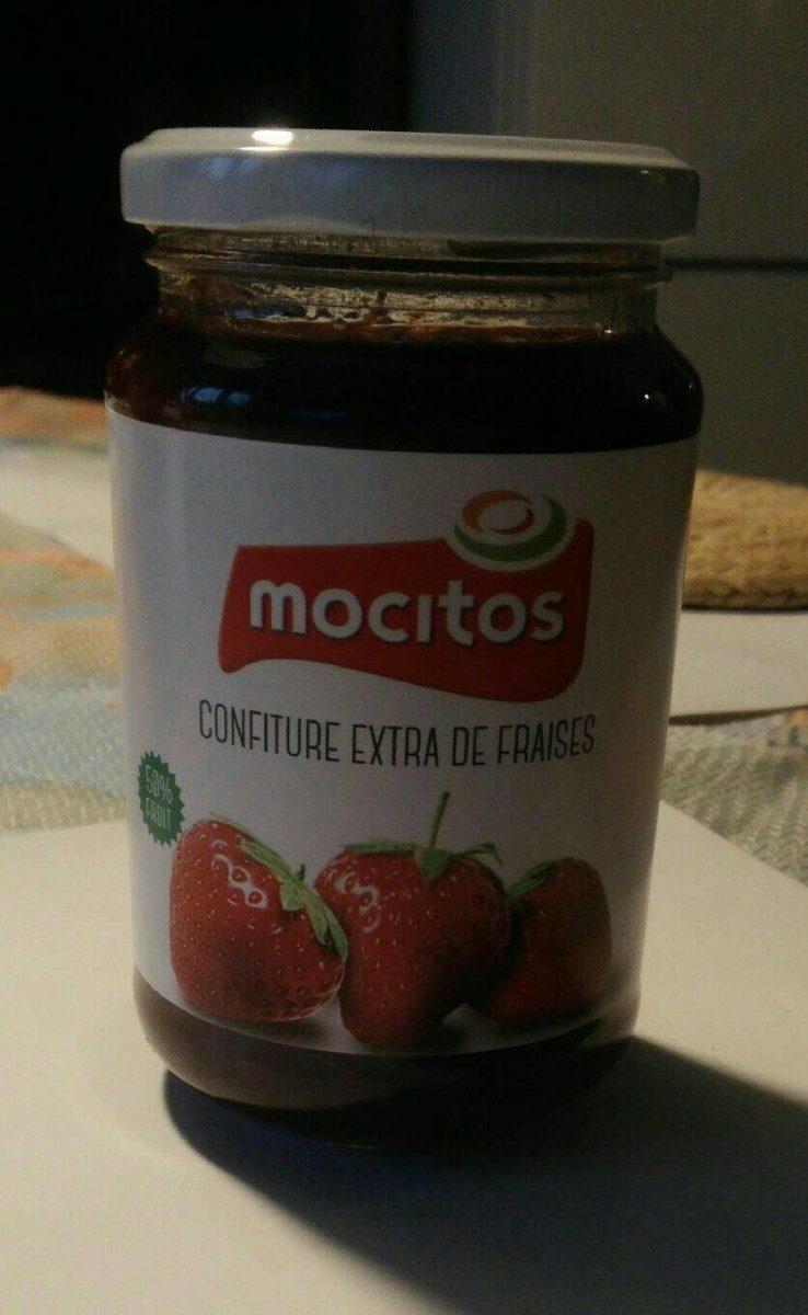 Confiture extra de fraises - Produit - fr