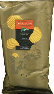 """Patatas fritas onduladas """"El Corte Inglés"""" - Producto"""