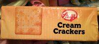 Crean creckers - Producte - es