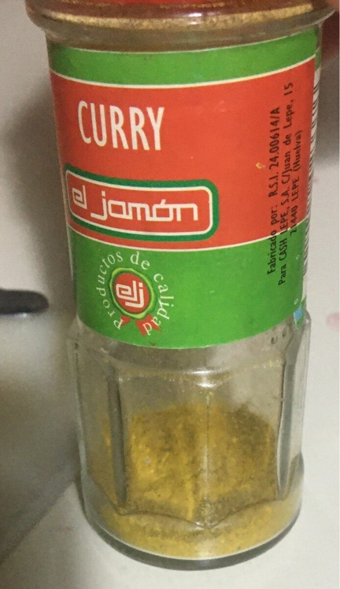 Curry - Product
