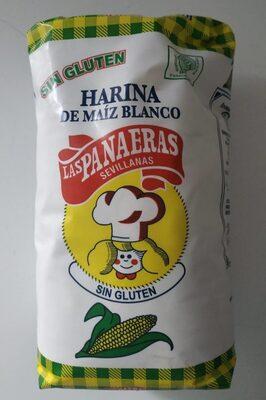 Harina de maíz blanco - Producto - es