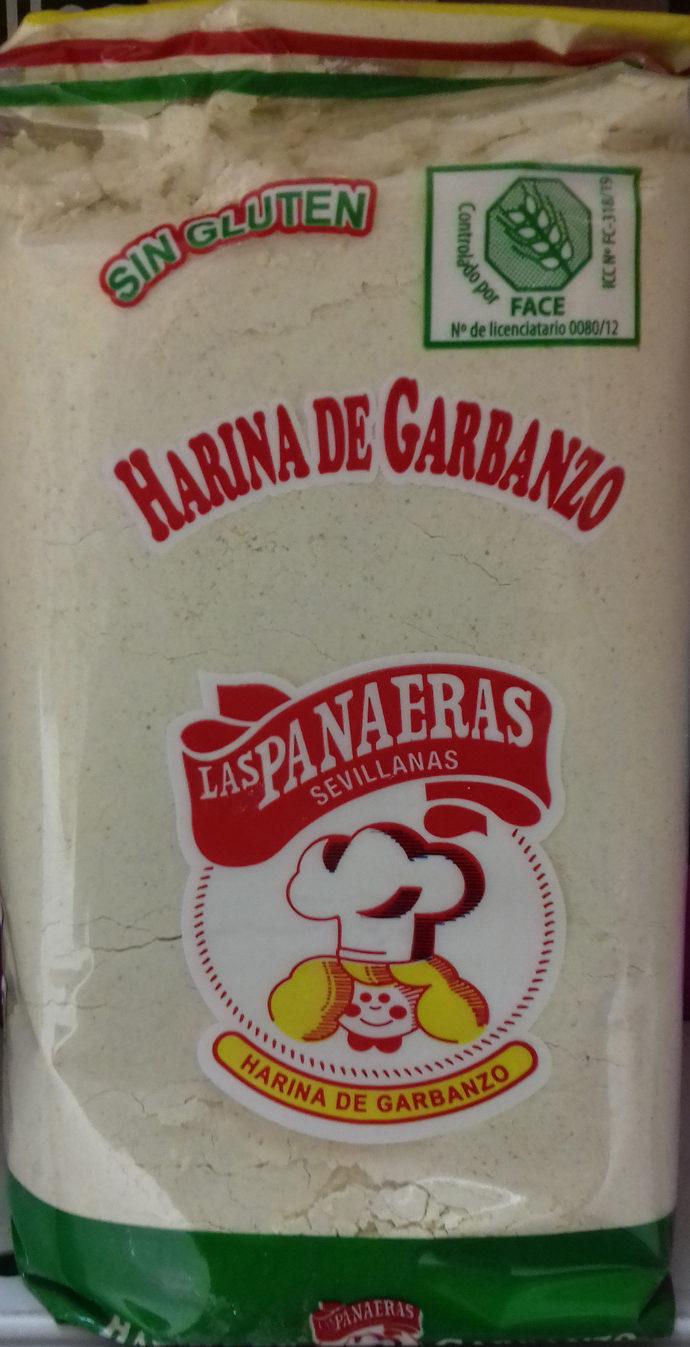 Harina de garbanzo - Produit