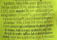 Polvorón almendra selección tradicional - Ingrédients - fr