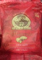 Mantecada crocanti grasa vegetal - Producto - es