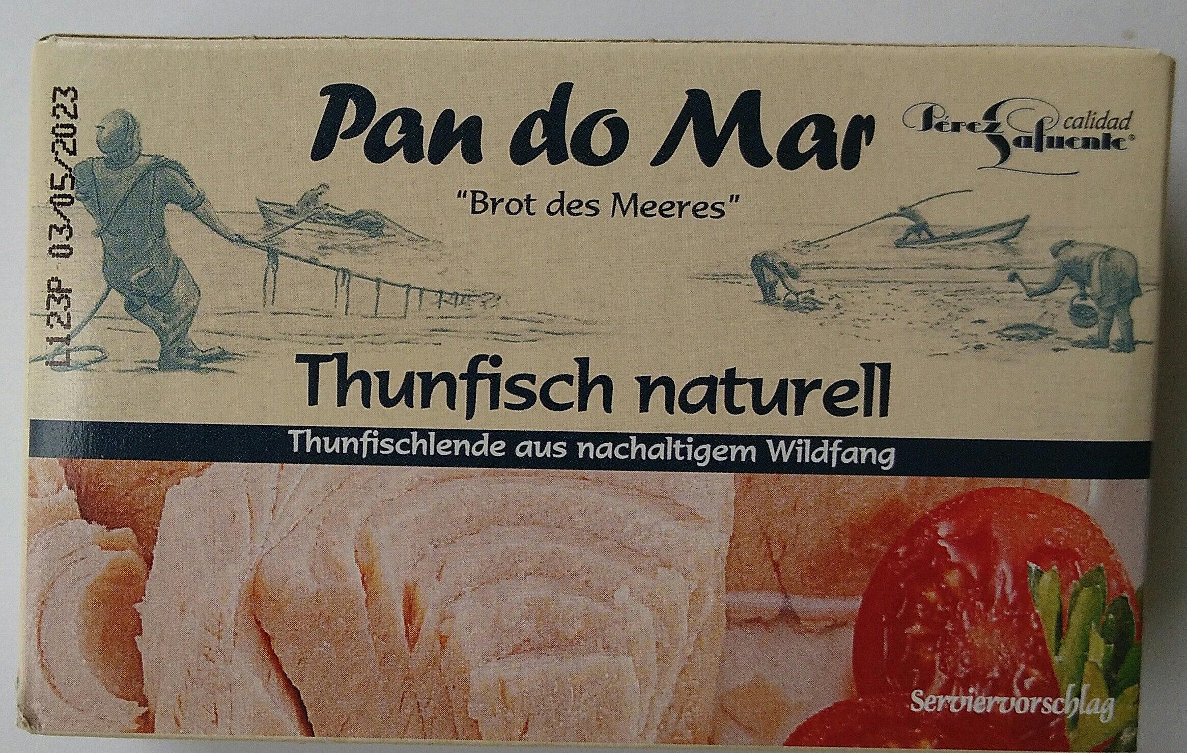 Thunfisch naturell - Produkt - de
