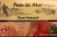 Thunfisch naturell - Produit