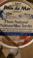 Thon Au Naturel 280G Format Familial - Product