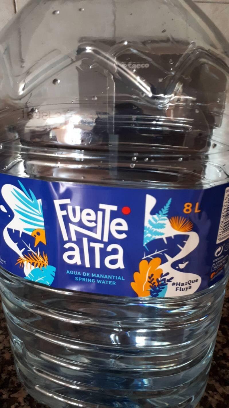 Agua - Producto - es