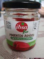 Bio pimientos asados ecológicos - Product