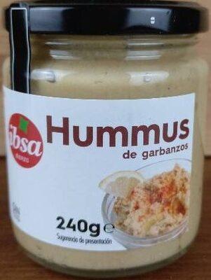 Hummus de garbanzos - Produit - es