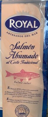 Salmon ahumado - Product
