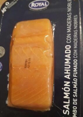 Lomo de salmón ahumado
