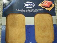 Solomillos de salmón ahumado - Product - es