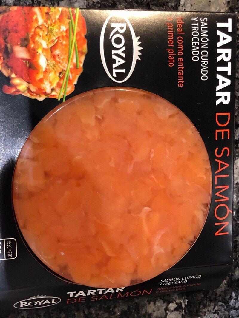 Tartar de salmón - Product