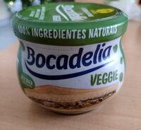 Bocadelia Veggie calabacín - Product - es