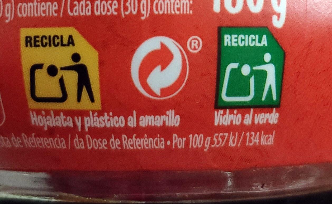 Bocadelia Veggie - Instruccions de reciclatge i/o informació d'embalatge - es