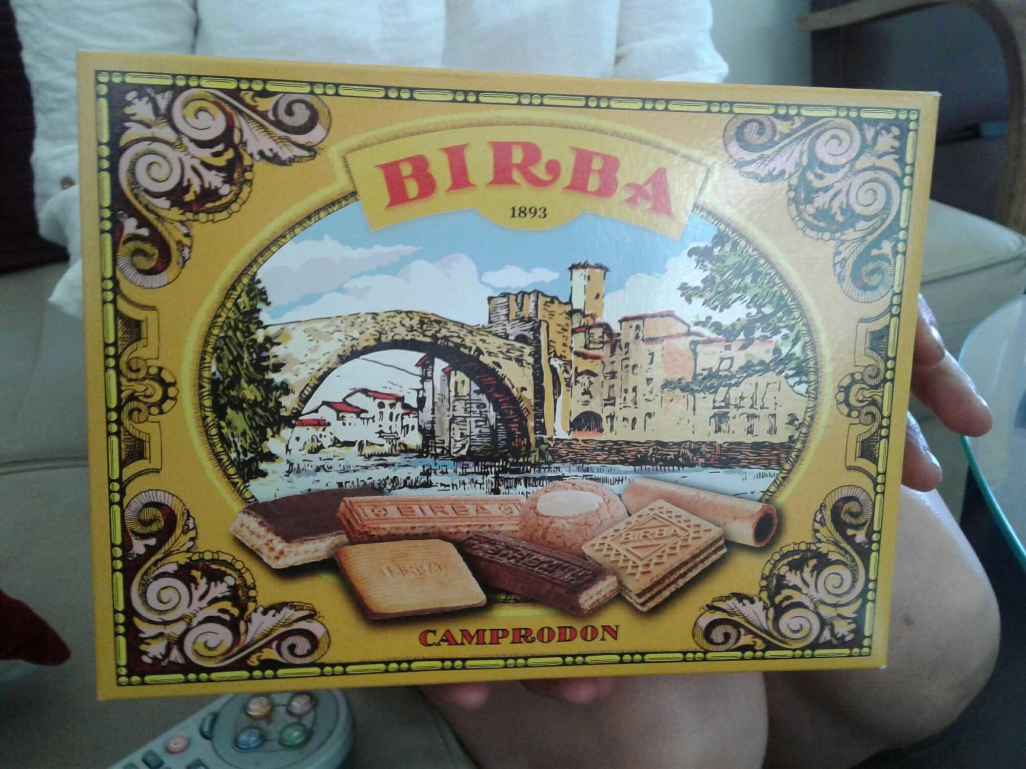 Birba - Product - fr