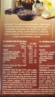 Galetes Nuria Mini Xoco Birba - Nutrition facts