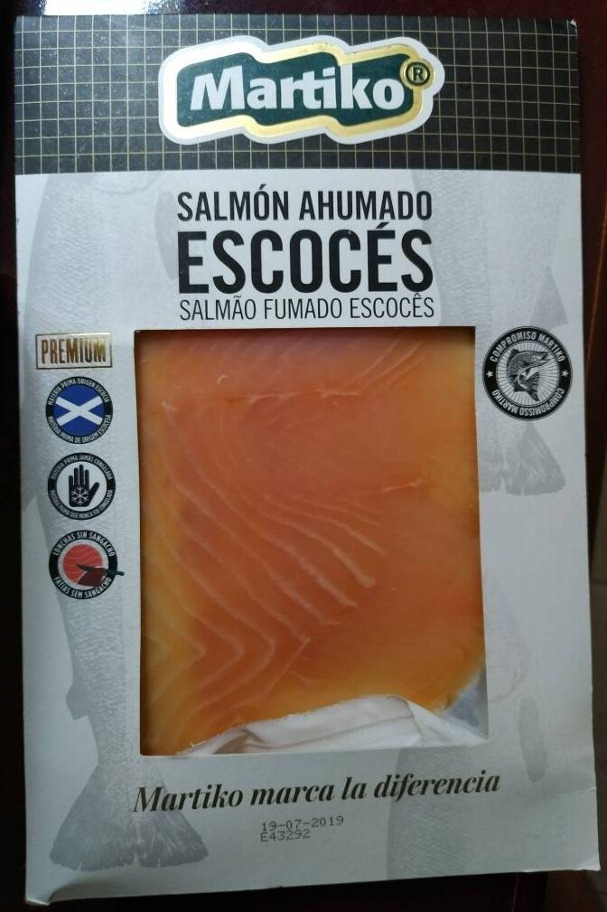 Salmon ahumado escocés - Product