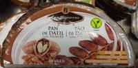 Pan de dátil con nueces - Producto