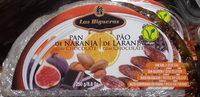 Pan de naranja con chocolate - Producto - es
