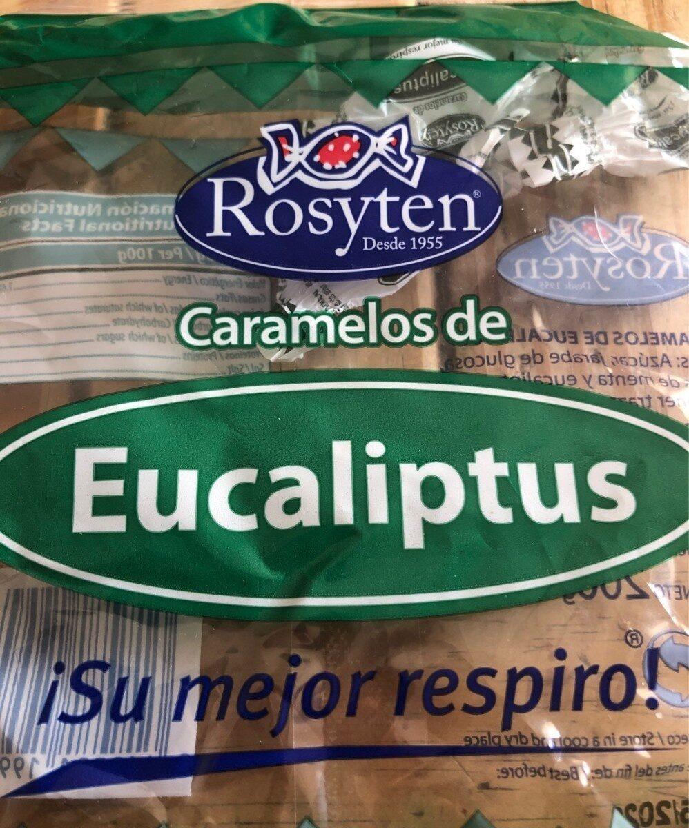 Caramelos de eucaliptus - Producto - es