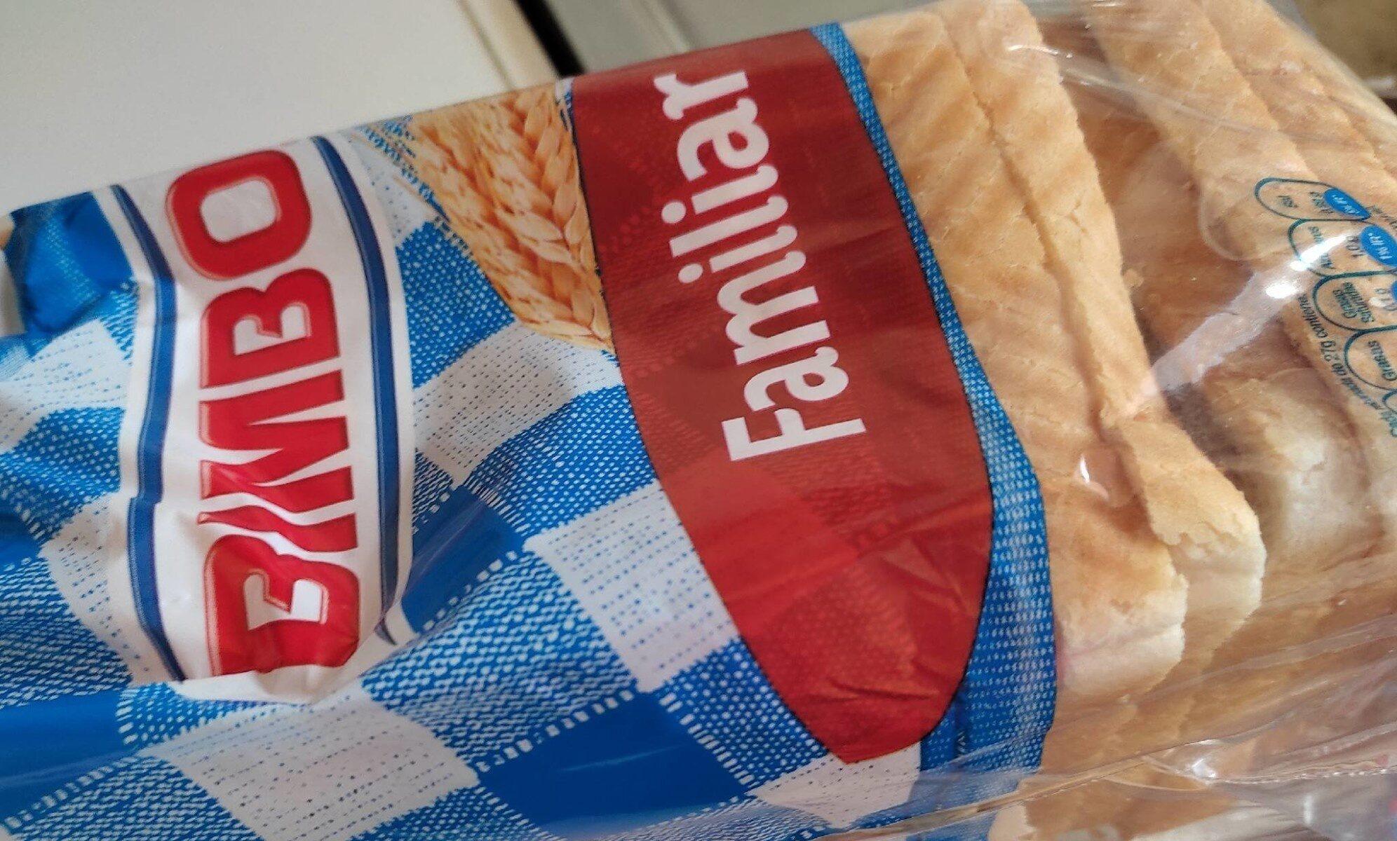 Pan familiar Bimbo - Product - es
