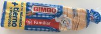 Pan de Molde Familiar con Corteza - Produit