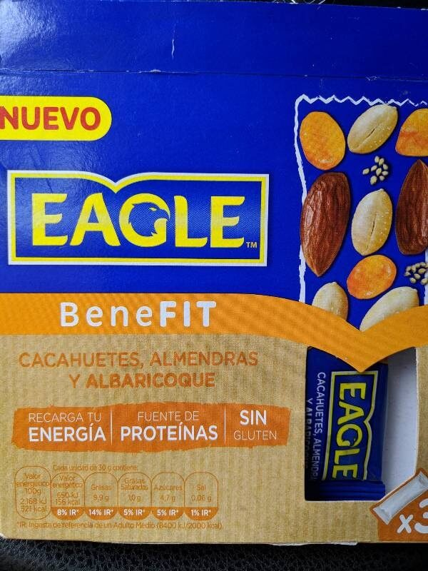 Eagle benefit - Producte - es